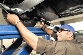 Vehicle Testing & Registration