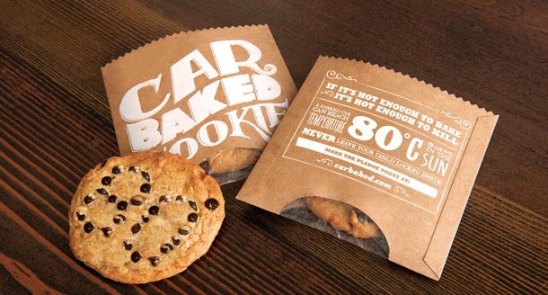 Car Baked Cookies