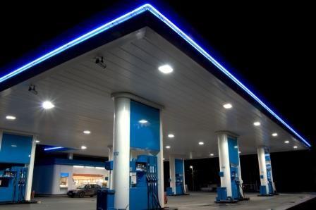 petrol station safety road safety uae