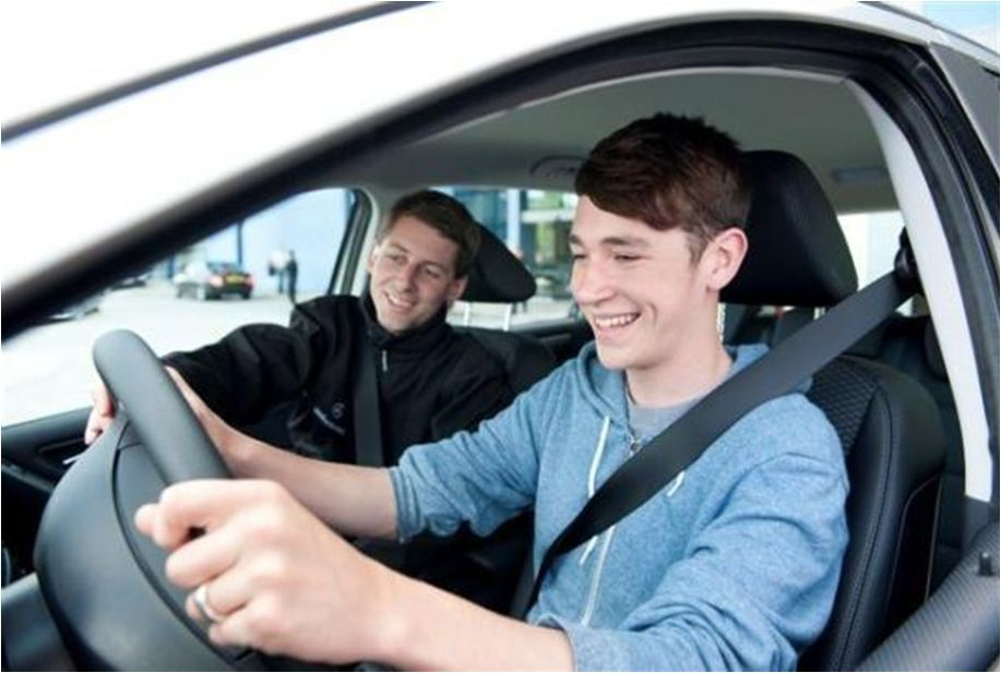 young driver Battle of the ages: older drivers vs young drivers your family is together at a birthday party when you realize that you don't have any candles for the cake.