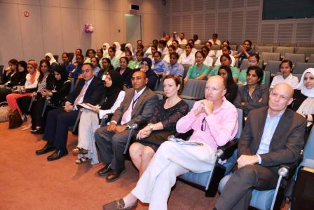DHA Latifa Hospital June 2015 Event Auditorium