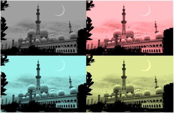 ramadan 2016 light