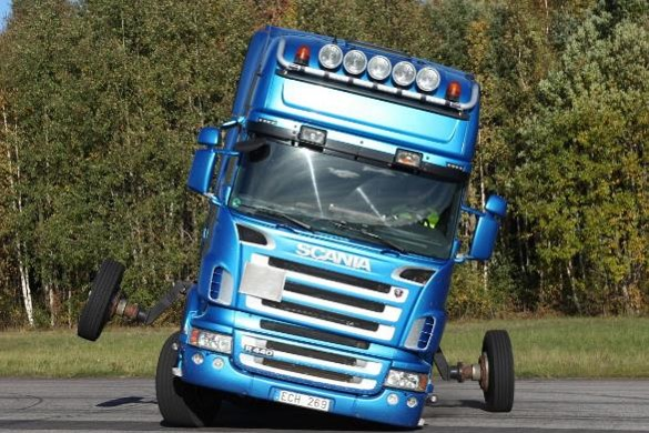 Topic pic Truck Driver Training & Safety Technology