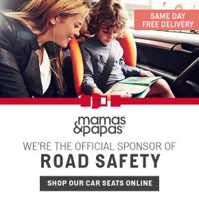 Child Seats | Road Safety UAE