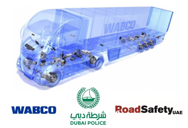 WABCO DP RSU Truck Trailer Safety Event