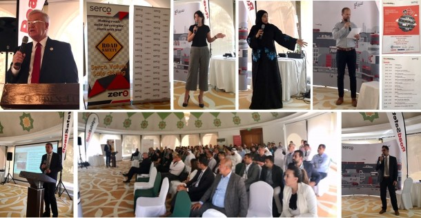 2018 SERCO Road Safety Day - pic for newsletter and story