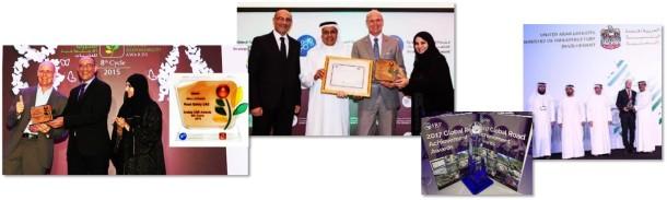 5 year anniversary awards