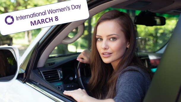 Lady Drivers Topic Pic FEATURED PIC